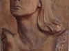 Reliefi Naisen muotokuva
